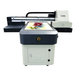 professional pvc kartalari raqamli Uv printer, a3 / a2 uv flatbed printer
