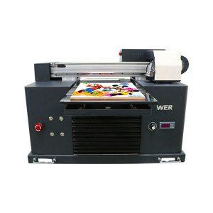 a3 hajmida to'liq avtomatik 4 rang dx5 printer boshli mini ul printer dtg uv flatbe