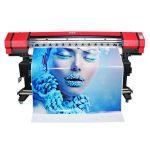 keng format 6 rang flexo banner sticker solvent inkjet printer