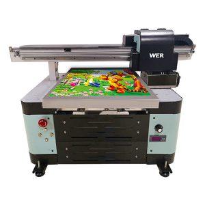akril kosmetik shisha uchun a2 o'lchamli 4060 uv raqamli flatbed printer
