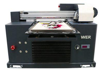 a3 o'lchamli juda rangli tekis turdagi t-ko'ylak dtg printer