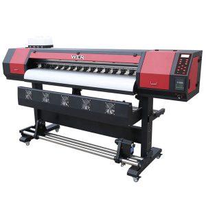 katta format 1.8m vinil dx5 bosib chiqarish boshi eko solventli printer
