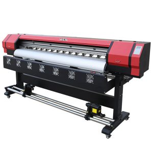 s7000 1.9m yumshoq kino ulash uchun rulonni raqamli inkjet printerga olib keldi