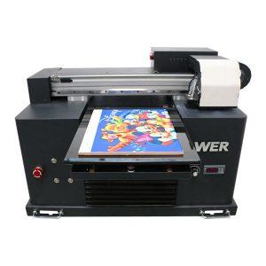 2019 yangi dx5 boshli flatbed printer a3 o'lchamli uv boshchiligidagi mashina