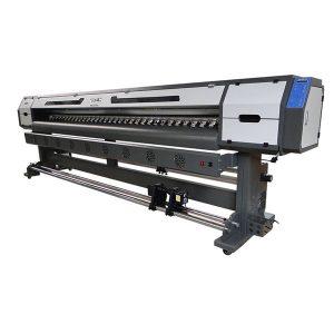 3.2m dgi 5113 bosh eko solventsiyali printerlar 10 metrlik flex banner bosib chiqarish mashinasi