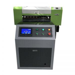 pvc printer ulkan format tuval printer golf ball bosib chiqarish mashinasi WER-ED6090UV